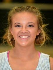 Northeastern High School girls basketballOlivia Harris