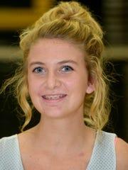 Northeastern High School girls basketballMorgan Benjamin