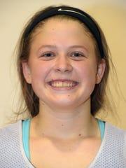 Hagerstown High School girls basketballKassidy Oliger
