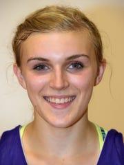 Hagerstown High School girls basketballMadison Brown