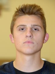 Seton Catholic High School boys basketballSam Brenneke
