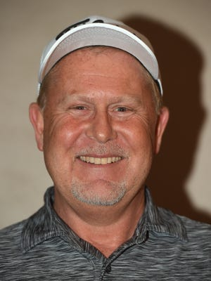 Richmond High School golfCoach Ron Murphy