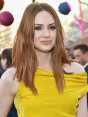 Karen Gillan will appear at Phoenix Comicon this year.