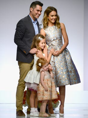 Jessica Alba and hubby Cash Warren have 3 children