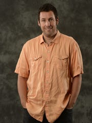 Adam Sandler returns to stand-up comedy.