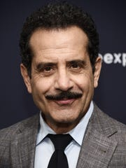 Green Bay native Tony Shalhoub was nominated for a