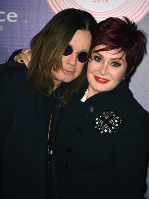 Sharon Osbourne, right, says she and husband Ozzy will do an updated version of 'The Osbournes.'