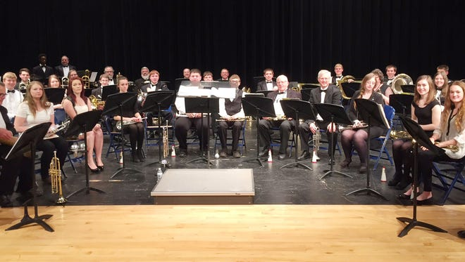 The Terra State Brass Choir will perform August 9 at the Rutherford B. Hayes Presidential Library and Museums.