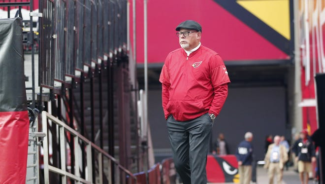 In four seasons as Cardinals coach, Bruce Arians hasn't been shy about giving his opinion on NFL rules, officials or any other topic concerning how the game is played.
