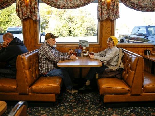 Forkey S Restaurant In Martinsville Ind