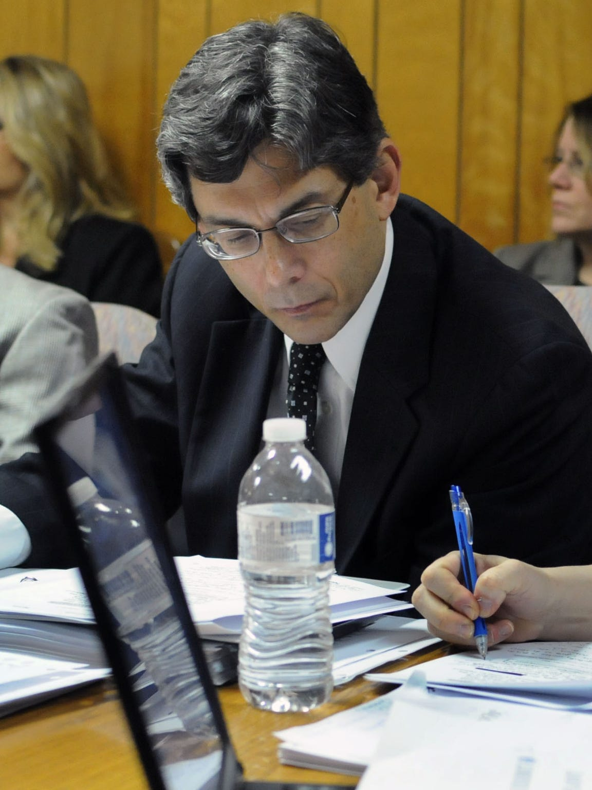 Attorney Stephen Hampton