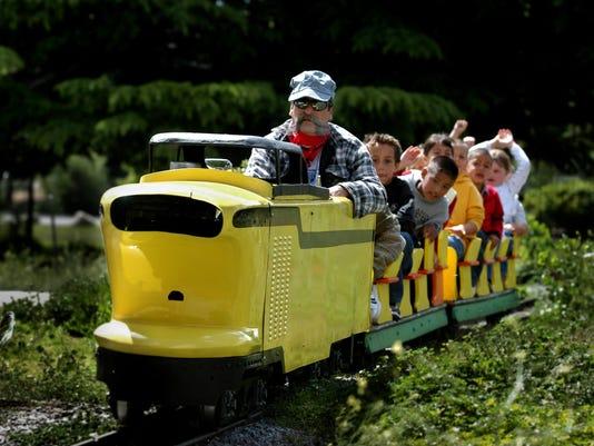 Idlewild train