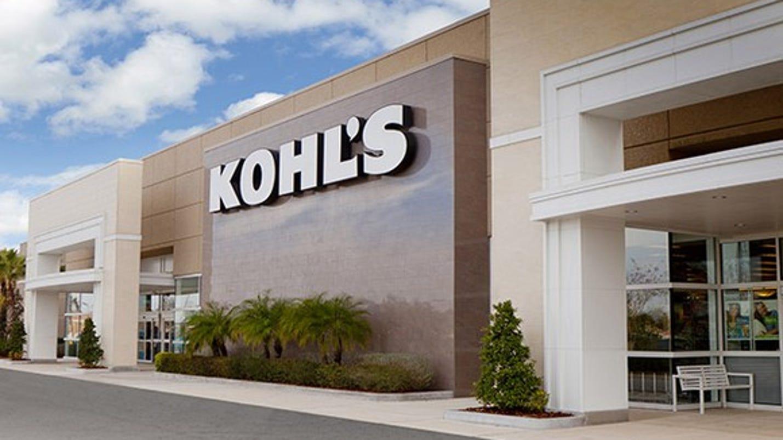Shop kohl's online