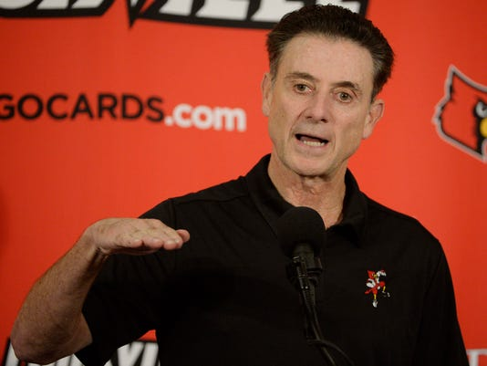 NCAA Basketball: Louisville Red-White Scrimmage