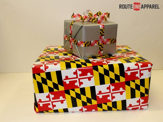 Maryland-wrapped-gifts