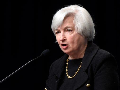AP Yellen IMF