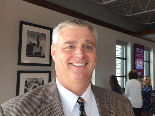 Doug Gold will manage the new Wilson Bank & Trust on