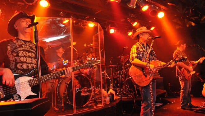 DiamondBack is scheduled to perform around 8 p.m. Saturday, June 17, at the Little Falls Dam Festival.