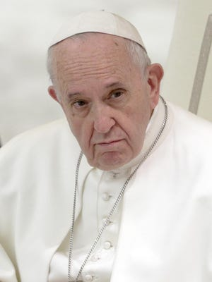Pope Francis on Friday issued sweeping new sex abuse legislation for Vatican personnel and Holy See diplomats that requires the immediate reporting of abuse allegations to Vatican prosecutors.