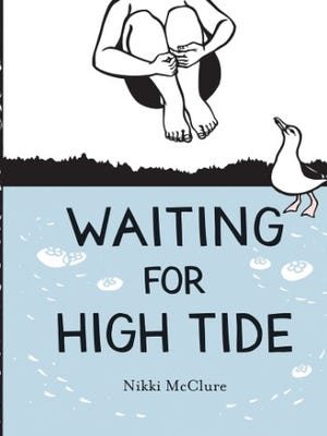 """""""Waiting for High Tide"""" by Nikki McClure"""