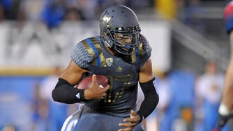 Brett Hundley and UCLA have won four games in a row.