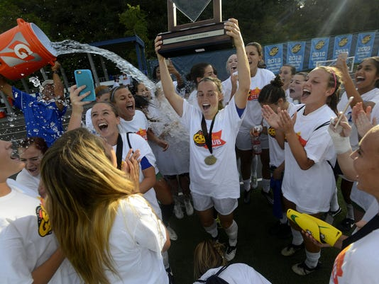 Gulf South Conference Women's Soccer 1