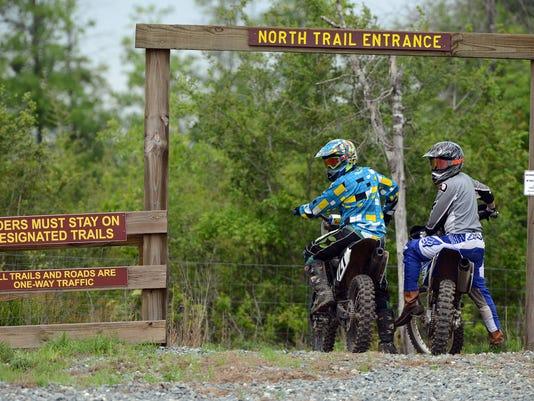 Clear Creek BMX Trail 1