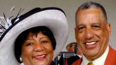 Carole and Edwin Rigaud