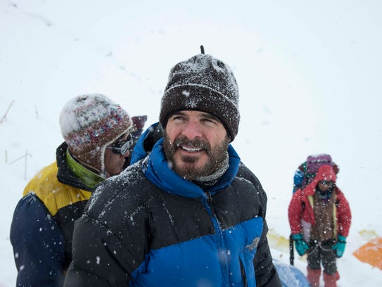 'Everest' cast stood in for real climbers