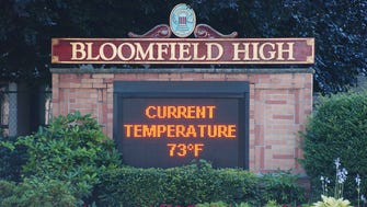 Bloomfield High School in 2009 file photo