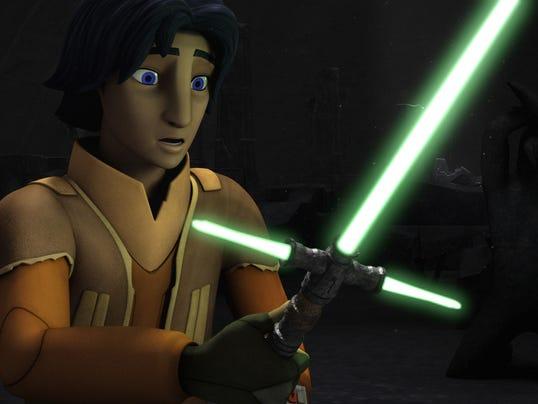Ezra Rebels finale