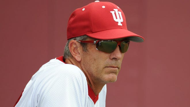 IU baseball coach Tracy Smith (pictured) and the Hoosiers picked up a national seed -- and a potentially favorable draw -- for this weekend's NCAA regional round.