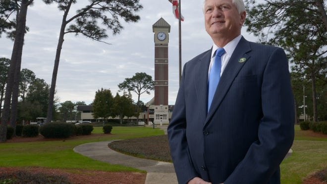 Pensacola State College President Dr. Ed Meadows has been making plans for growing and improving PSC in 2015.