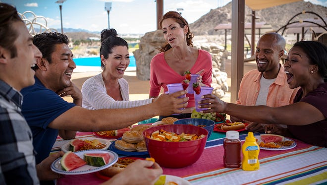 Laughlin's quaint charm attracts millions of visitors each year, and when it comes to dining, Laughlin has its share of satisfying buffets, but the options certainly don't stop there.