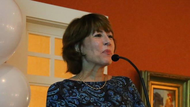 Congresswoman Gwen Graham, seen in this Nov. 2016 picture, was one of several speakers at the Women in Leadership conference.