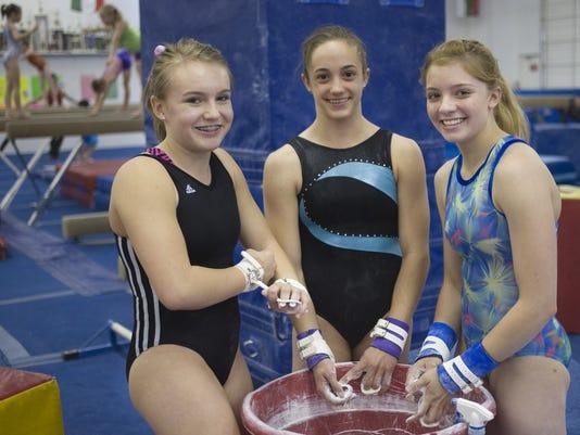 Arizona Sunrays Gymnastics