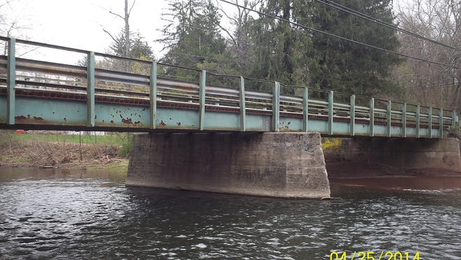 Work on the Andersontown Road bridge over the Yellow Breeches Creek at the county line in Fairview Township is planned for June 2017 through September 2017.
