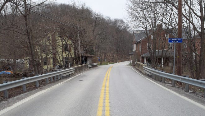The Route 616 bridge in Shrewsbury Township will be closed starting Thursday, June 21. Courtesy of PennDOT.