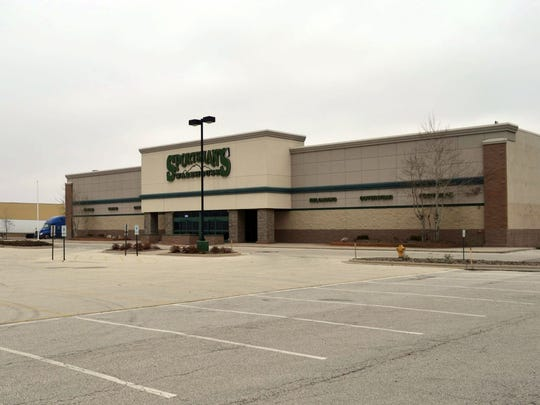 The abandoned Sportsman's Warehoue building at 1551 Lawrence Drive on De Pere's west side. Life Church purchased the property in October and hopes to move in to hold its first Sunday morning services there in the spring.