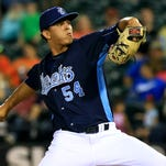 Meet Franklin Perez: Why Detroit Tigers top prospect 'the real deal'