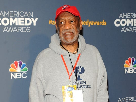 AP PEOPLE-BILL COSBY A FILE ENT USA NY
