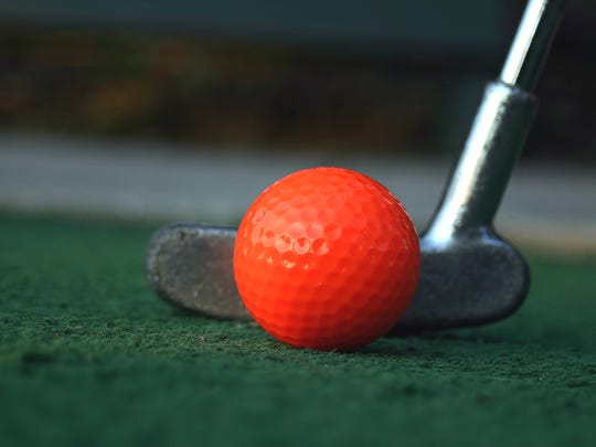 Miniature golf made its way to the Valley in the 1950s.