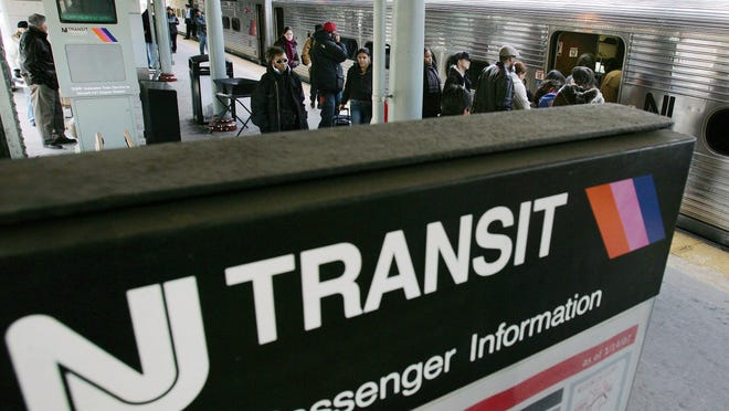 NJ Transit's Northeast Corridor rail service was suspended in both directions between New York Penn Station and Trenton on Monday afternoon because of a downed overhead wires across the tracks in Linden.