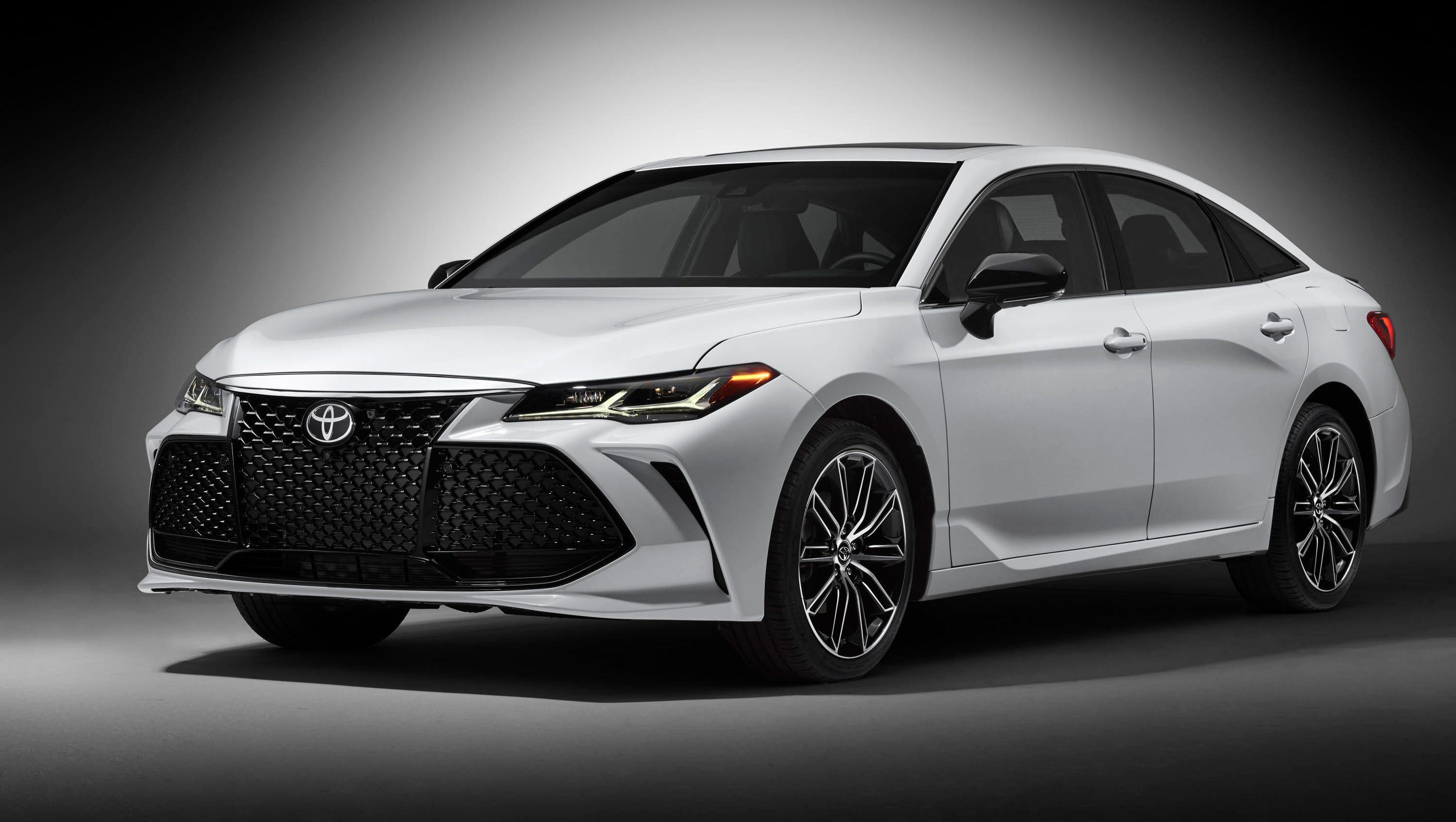Toyota Ann Arbor >> 2019 Toyota Avalon looks good, but faces tough market