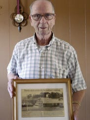 Richard Colbath Sr., 84, was one of the original soldiers