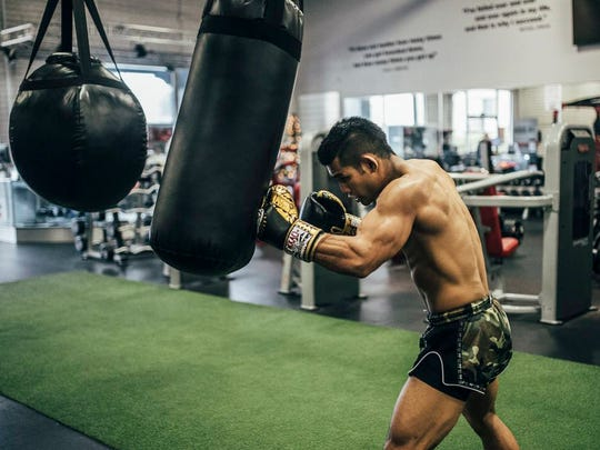 Muay Thai standout Joe Gogo is hoping to find sponsorship