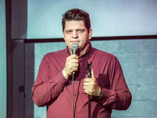 Gabe Bravo and Mike Honore will be the featured comedians during the monthly Comedy Corner Show at Green Room