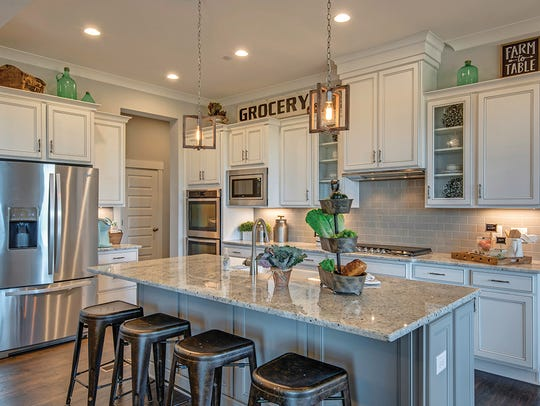 The Colton's open kitchen is the perfect space for