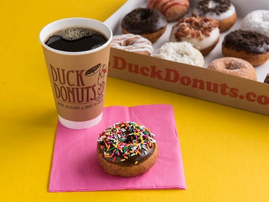 Duck Donuts is reportedly coming to Bergen County