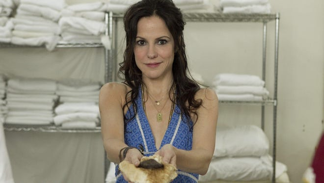 "Mary-Louise Parker is best-known as an actress, including her starring role in ""Weeds."" She has written her first book, a memoir in letters."